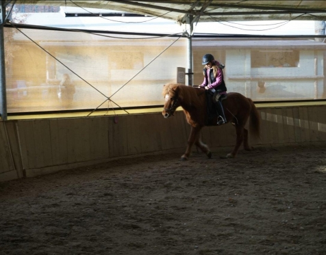 Ride in Weidling